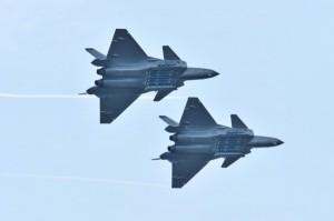 中國飛行員殉職 疑殲-20隱形戰機墜毀首例