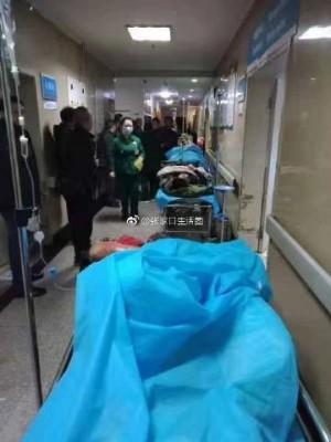 中國驚傳化工廠大爆炸! 釀22死22傷