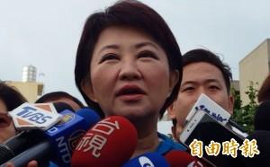 盧秀燕訪顏家表示「我們都會配合」  綠黨痛批:利益交換