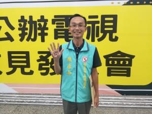 「最強里長」陳永和掛笑臉謝票:350萬花得很值得!