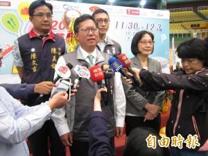 鄭文燦:府院黨須大規模改組 大破大立才能符合人民期待
