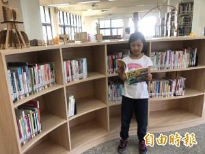 快來看書借書! 屏北高中「社區共讀站」啟用