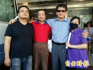 台灣民政府縱火案 前議員李承龍判刑1年2月