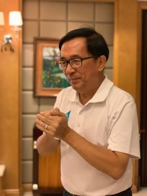 一邊一國佔民進黨當選議員席次2成7 阿扁:雖不滿意仍具信心