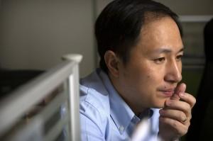 中國基改寶寶為抗愛滋? 他推測:真相是為「聰明」基因