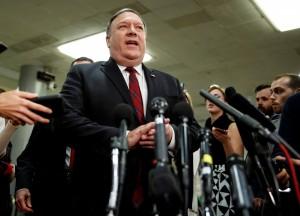 美國務卿指責伊朗試射飛彈 伊外交部發言人:只是防禦飛彈