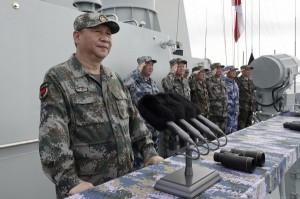 川習前夕 3名中國解放軍退休上將驚傳被捕