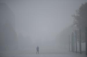 霧霾籠罩!中國82城市發重污染預警 今年最嚴重