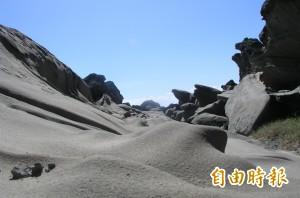 不要「小」看我!台東小野柳 擬正名「富岡地質公園」