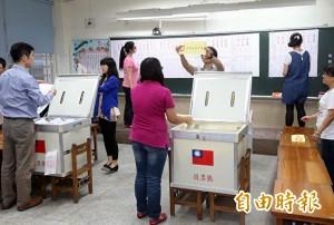 中市立委補選 國、民兩黨逾20人有意角逐