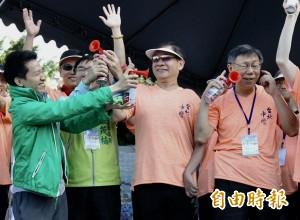 立委補選參選爆炸 何志偉:相信黨中央、柯文哲的智慧