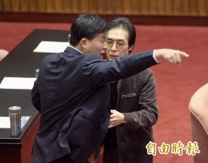 普悠瑪案 黃國昌痛罵台鐵新局長:誰教你在國會說謊?
