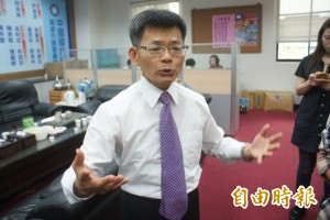 前行程秘書被爆轉租國有地 楊秋興:歡迎檢調偵辦