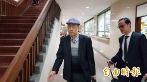 三中案開庭 汪海清:馬英九未指揮華夏股權交易過程