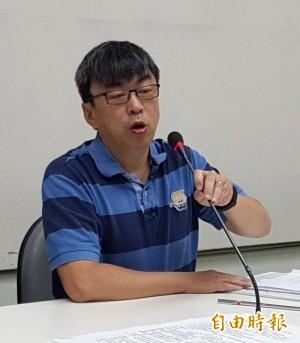 段宜康:蔡英文若選不贏  民進黨沒有人能贏