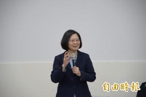 接見日華親善協會會長 總統:共促兩國企業第三國合作