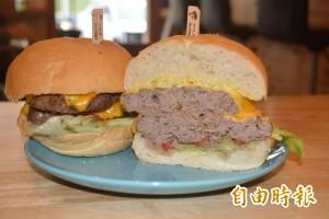 天天吃好料》 台中「狼堡」 道地美國漢堡味