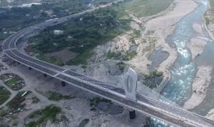 東豐快速道路新建工程 東勢段第四、五標完工