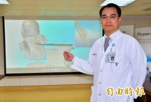 領先全台 奇美「超弧刀」成功控制乳癌合併腦轉移