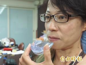 醫病》兒童牙齒排列不齊 特製矽膠牙套助矯正