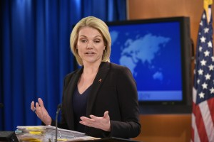 傳川普將提名國務院發言人 出任美駐聯合國大使