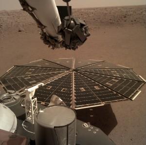 聽見火星的聲音! NASA探測器「洞察號」捕捉到風聲
