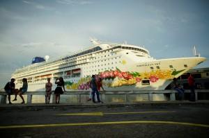 粗心!加勒比海郵輪4天行 到碼頭才發現船開走了...