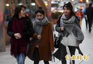 下週冷空氣更強! 吳德榮:北台灣最低溫13度