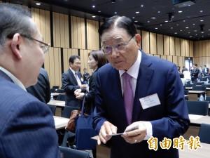 馬偕醫院證實 海基會前董事長江丙坤病逝 享壽86歲