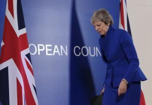 國會脫歐協議投票 英相梅伊宣布推遲