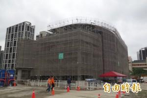 國影中心2019年完工   全台唯一放映35釐米膠片影廳在此