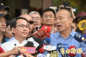 質疑韓國瑜有「陰謀」 綠委:吳寶春事件巧妙地來了
