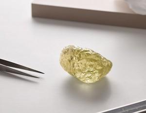 好大一顆!北美史上最大鑽石出土