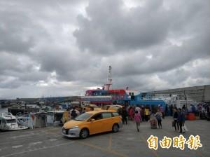 交通船業者取消綠島居民優待票 地方反彈