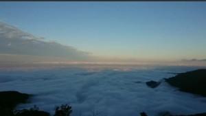 入冬太平山雲海美麗壯觀 遊客大讚猶如人間仙境
