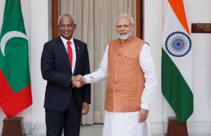 中國巨債難還 印度宣布「金援」馬爾地夫430億