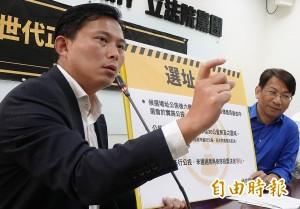 江宜樺演講被抗議 黃國昌大讚:學生有挑戰權威的勇氣