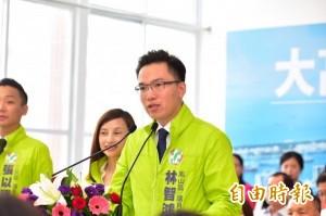 韓國瑜推朱挺玗任海洋局長 準議員林智鴻:海洋學界崩潰了⋯