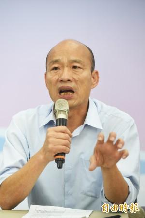 韓國瑜想蓋賽馬場 農委會打臉:違法!