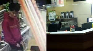 影片曝光!連鎖飲料店西進 女店員遭中國男大生性侵