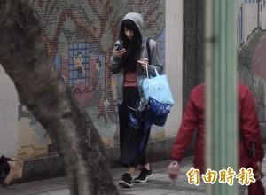 冷空氣來襲! 氣象專家:北台灣明低溫下探15度