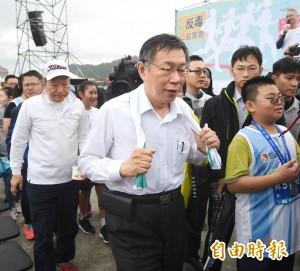 劉奕霆兼任觀傳局長? 柯P:陳思宇一定會選上!