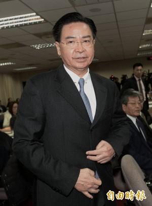 傳派口譯哥任副代表遭抨擊 吳釗燮澄清:是派駐美秘書