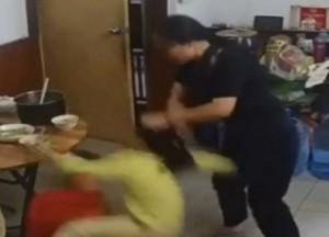 女童受虐曝光竟是因監視器被偷窺 摑掌、猛扯髮連弟弟也打她