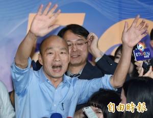 楊秋興被踢出小內閣爆內幕 傳踩到韓國瑜底線…