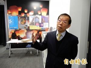 整理蘇啟誠輕生事件始末  謝長廷臉書長文反擊國民黨