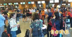 152越南旅客脫逃 外交部:已註銷簽證