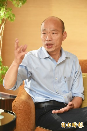 韓國瑜欲引中資投資房地產 時力批:北漂青年回不來