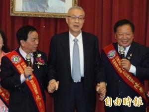 誰是相公?吳敦義南下高雄未與韓國瑜碰面  2人關係引議論
