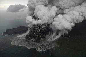 印尼海嘯元兇縮水 喀拉喀托之子火山僅剩噴發前4分之1